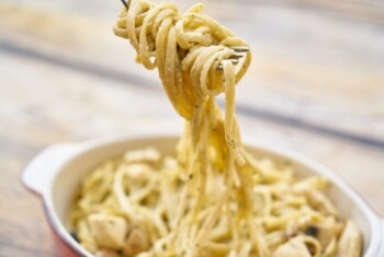 Spaghetti alla carbonara e dieta